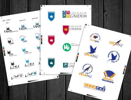 diseño de logotipo e imagen corporativo en el buque comunicacion, agencia de publicidad en chile