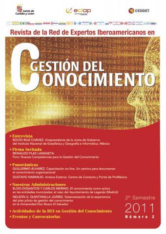 Revista «Gestión del Conocimiento» Fundación CEDDET 2008/2012