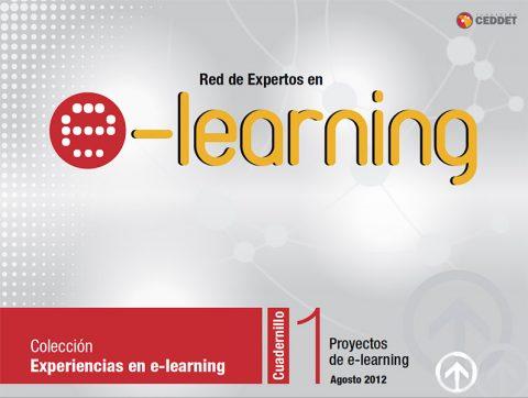 Boletín «e-learning» Fundación CEDDET 2012
