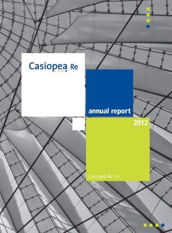 Memoria Corporativa Casiopea Re 2012. Grupo Telefónica