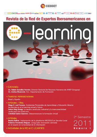 Revista «e-learning» Fundación CEDDET 2011