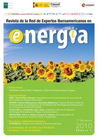 Revista «ENERGÍA» Fundación CEDDET 2007/2013