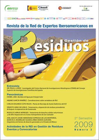 Revista «Gestión de Residuos» Fundación CEDDET 2008/2012