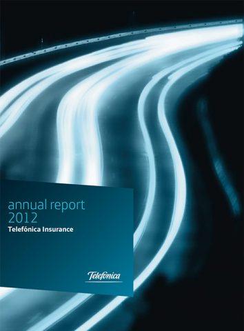 Memoria Corporativa Telefonica Insurance 2012